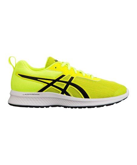 b7dde91fac1d love this product Safety Yellow   Black Lazerbeam EA Running Shoe - Boys