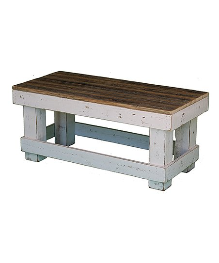 Love This Product White Rustic Coffee Table