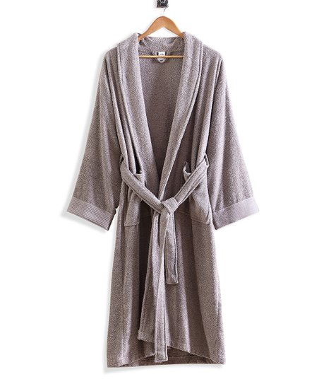 51d2430bd9 love this product Mocha Ribbed Luxury Bath Robe - Adult
