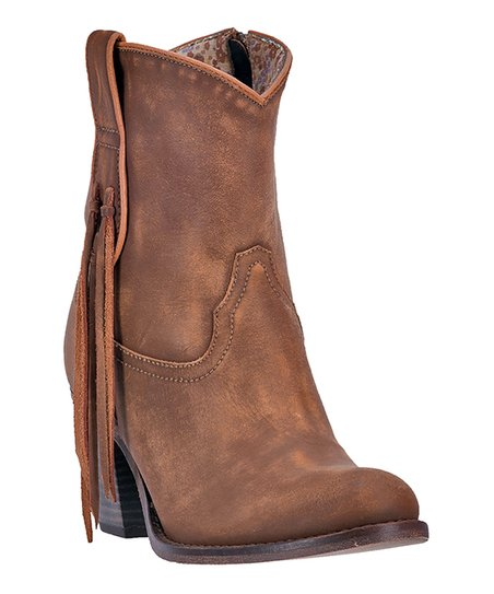 6494f1e68d96 love this product Tan Tassel Ankle Boot - Women