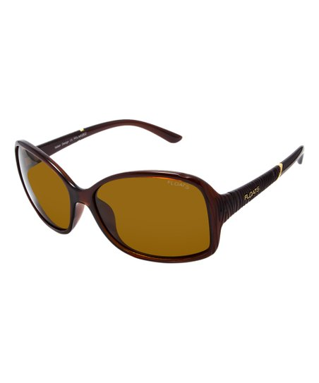 67531db97f Floats Polarized Brown Polarized Oversize Sunglasses