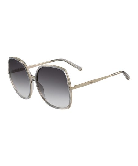 0292a2ab0532 love this product Turtledove   Light Gray Round Sunglasses