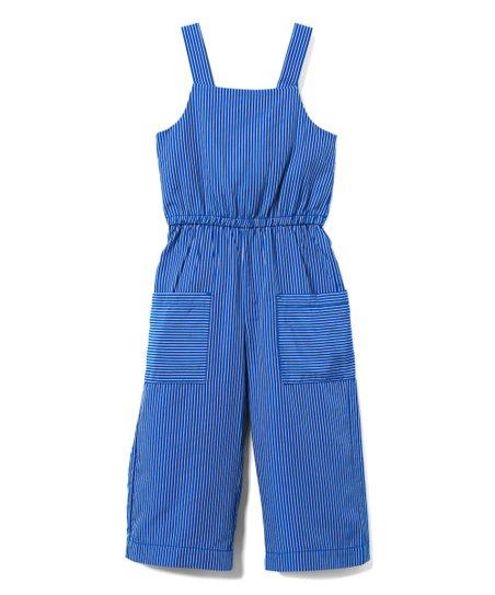 7e5f538b6b0 love this product True Blue Stripe Jumpsuit - Girls