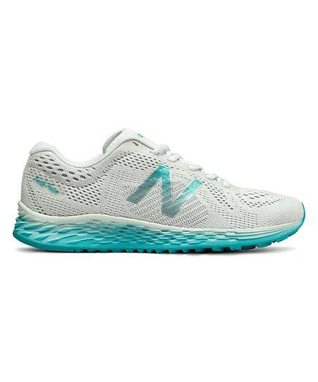 e40fd507260e New Balance Aqua   White Fresh Foam Arishi Running Shoe - Women