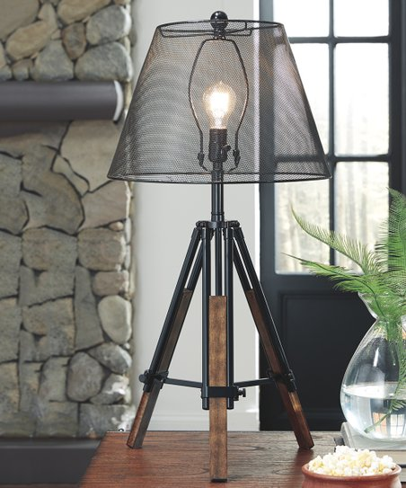 Signature Design By Ashley Furniture Leolyn Metal Table Lamp Zulily
