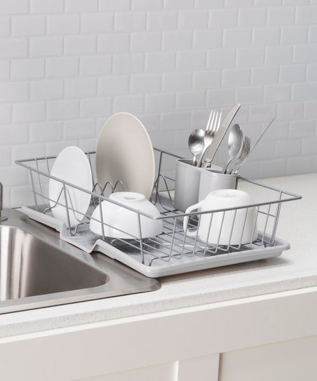 love this product Silver Essential Dish Rack 964cf1b7f0
