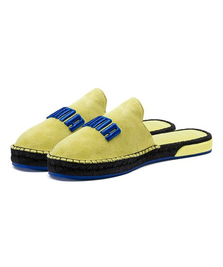 c3d6834bf270 love this product Sulphur Spring   Dazzling Blue Fenty Suede Espadrille  Slip - Women