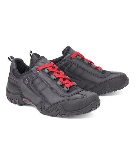 38200defa5 Allrounder by Mephisto Brown Fina Tex Leather Walking Shoe - Women ...