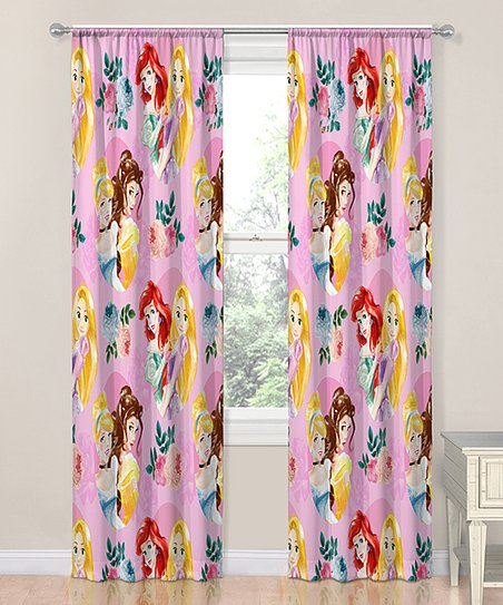 Disney Princess Sassy 84 Drapes