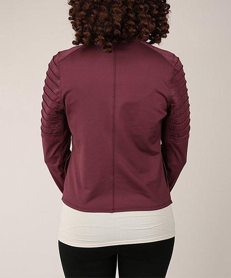 Soybu Womens Muse Moto Jacket