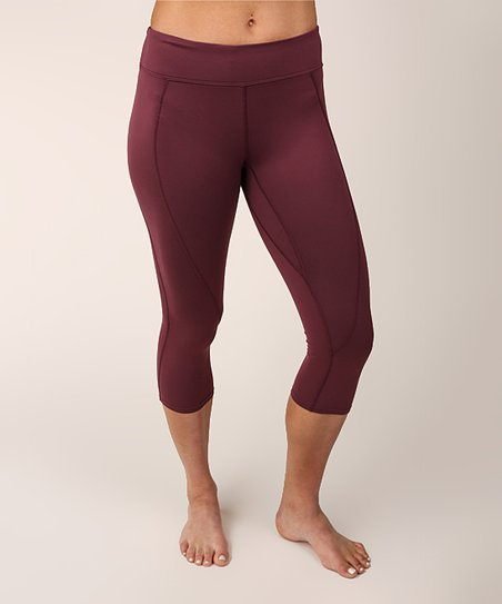 21401ab96c love this product Plum Soybu Commando Capri Leggings - Women