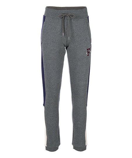 31c4f8ab6813de Fenty PUMA by Rihanna Charcoal Heather Fitted Panel Sweatpants ...