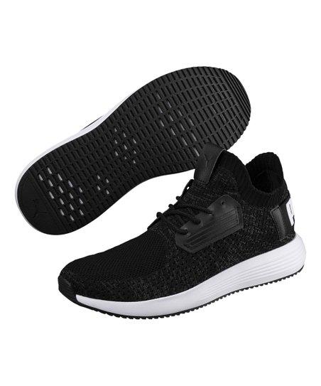 28229fee2408 Black   White Uprise Knit Sneaker - Men · Mens Puma Black-Iron Gate-Puma ...