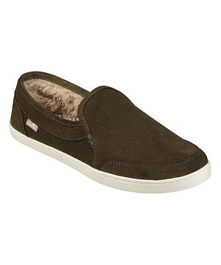 62a0b1cd7aa6 Sanuk Burnt Olive Pair O Dice Chill Slip-On Sneaker - Women