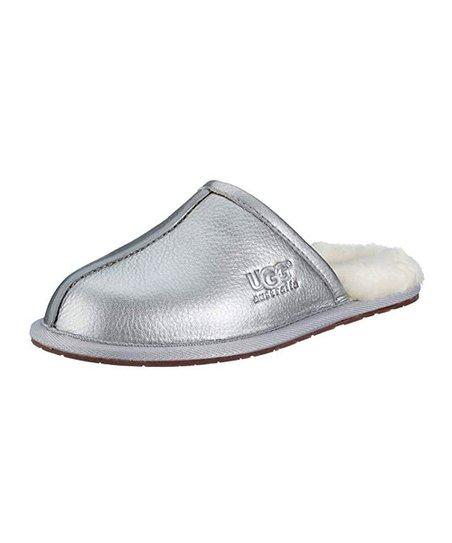 UGG® Fresh Snow Pearle Leather Slipper - Women  e7b11e9fd