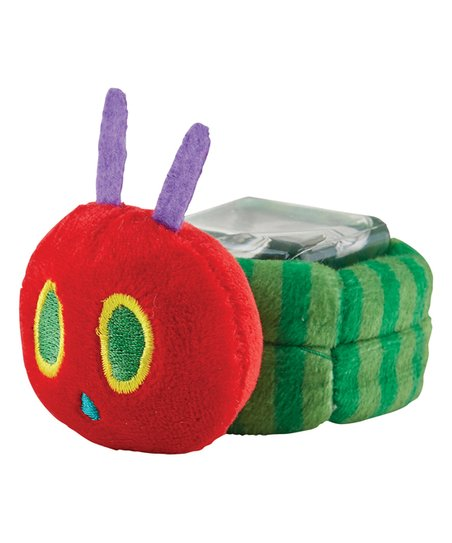 Stephan Baby The Very Hungry Caterpillar Cater-Boo Comfort Toy