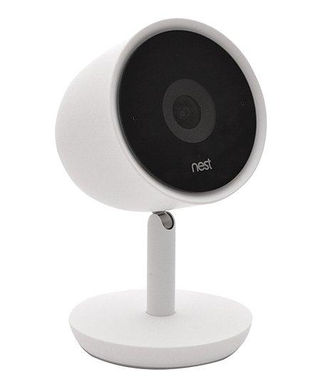 White Nest Cam IQ Indoor Security Camera  84f43d6b3e