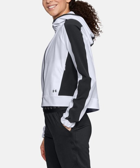 Storm Woven Fz Womens Jacket