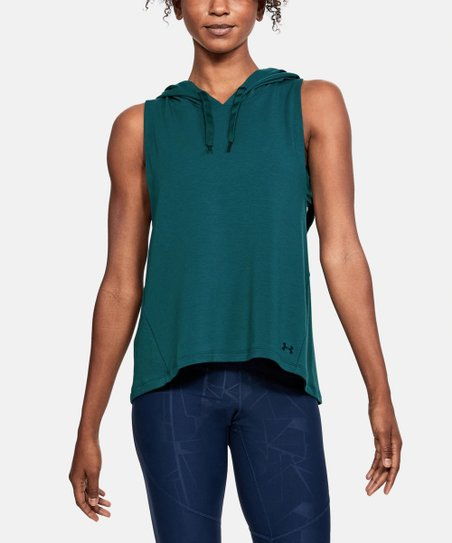 Under Armour Womens Modal Terry Vest