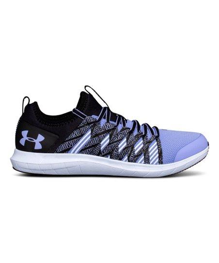 Talc Blue UA GGS Infinity Running Shoe