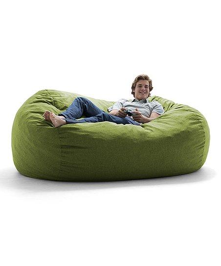 027177f7f4 Comfort Research Kiwi Union Big Joe XXL Fuf Bean Bag Chair