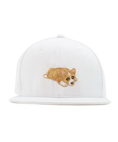 love this product White Corgi Baseball Cap 4e0f38fd820