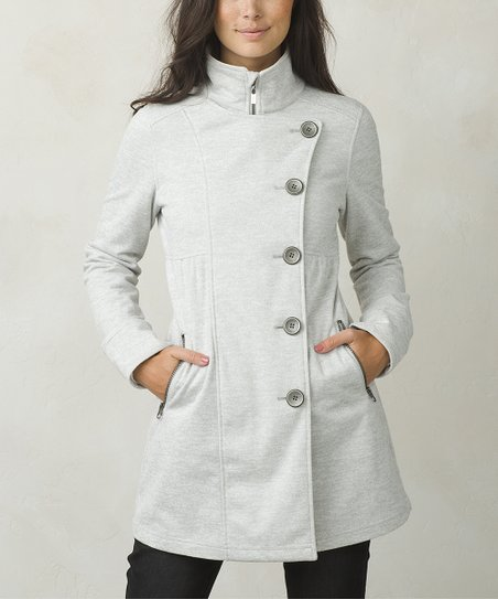 62314b24bf31 love this product Winter Heather Martina Long Jacket - Women