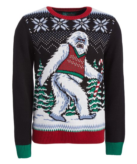 7082c9994c6b Ugly Christmas Sweater Twilight Christmas Abominable Snowman Sweater ...