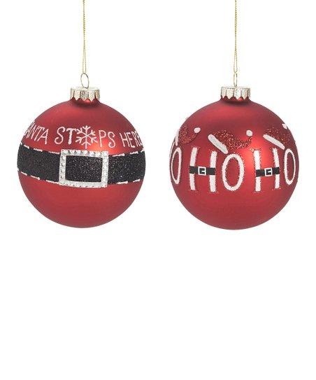 Ho Ho Ho Christmas Decoration  from cfcdn.zulily.com