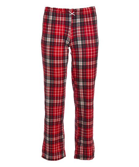 love this product Red Plaid Pajama Pants - Women b7844d5aa