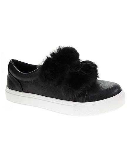 4fcb51eecf8f97 Dirty Laundry Black Jordan Shimmer Slip-On Sneaker - Women
