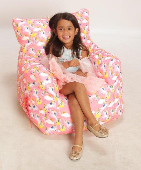 Pleasant Wow Works Unicorn Bean Bag Chair Machost Co Dining Chair Design Ideas Machostcouk