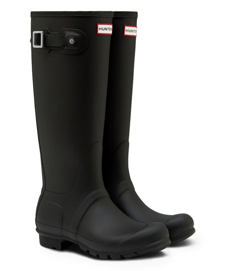 3015183b117c Hunter Original Tall Matte Black Rain Boot - Women