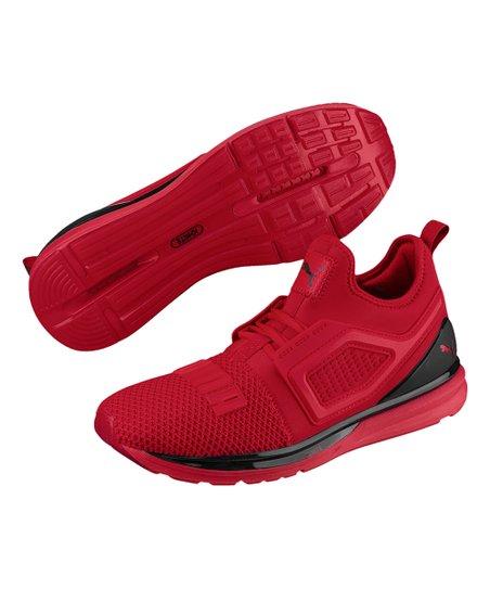 big sale 37203 870d6 PUMA Ribbon Red & Black IGNITE Limitless 2 Training Shoe - Men