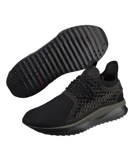 e29cf2d620a7 PUMA Black   Dark Shadow Tsugi NETFIT V2 Training Shoe - Men