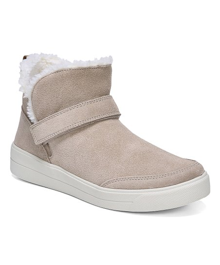 c7988d0d6af love this product Taupe Valee Suede Sneaker Boot - Women