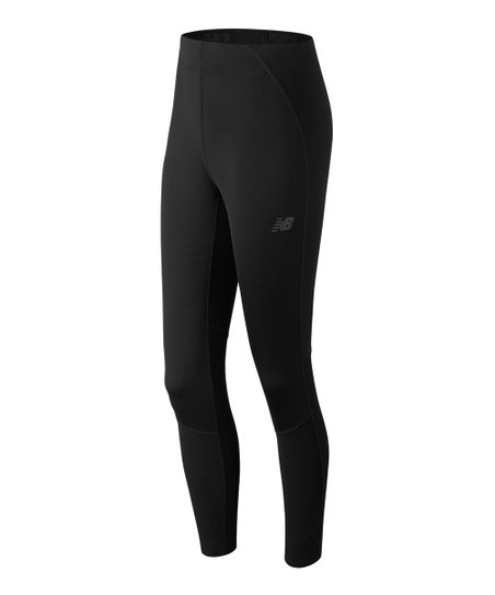 40f165af7c688 New Balance Black 247 Luxe Leggings - Women | Zulily