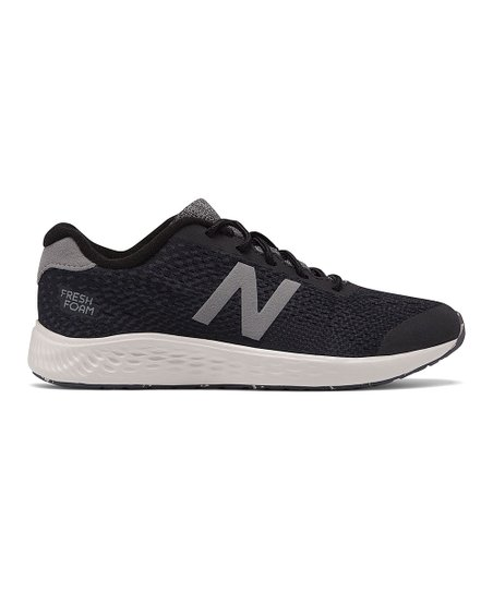 d4e410dfd5d79 New Balance Black Fresh Foam Arishi NXT Running Shoe - Boys   Zulily