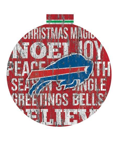 5c81665c Fan Creations Buffalo Bills Seasons Greeting Wall Art