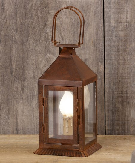 Your Hearts Delight Electric Lantern Table Lamp Zulily