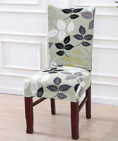 Cool Lexi Park Green Fall Leaf Chair Cover Gmtry Best Dining Table And Chair Ideas Images Gmtryco