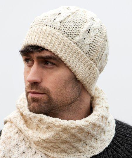 Adult Merino Wool Beanie