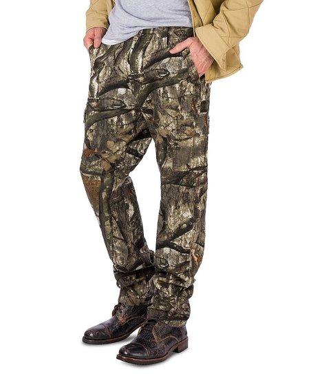 d414af4078af20 Wear First Mossy Oak Tree Stand Legacy Cargo Pants - Men | Zulily
