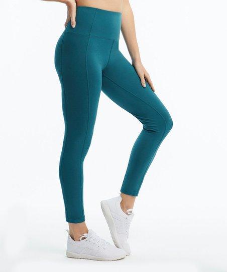 6123f1cb08bcb love this product Atlantic Deep High-Rise Tummy-Control Leggings - Women