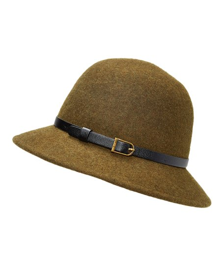 love this product Olive Wool Bucket Hat 00df9a189fd