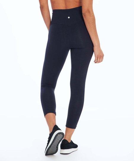 5fff5938642 love this product Midnight Blue 22   High-Waist Tummy Control Leggings -  Women