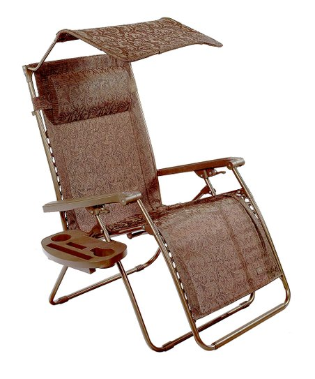 Outstanding Bliss Hammocks Brown Jacquard Deluxe Gravity Free Lounging Squirreltailoven Fun Painted Chair Ideas Images Squirreltailovenorg