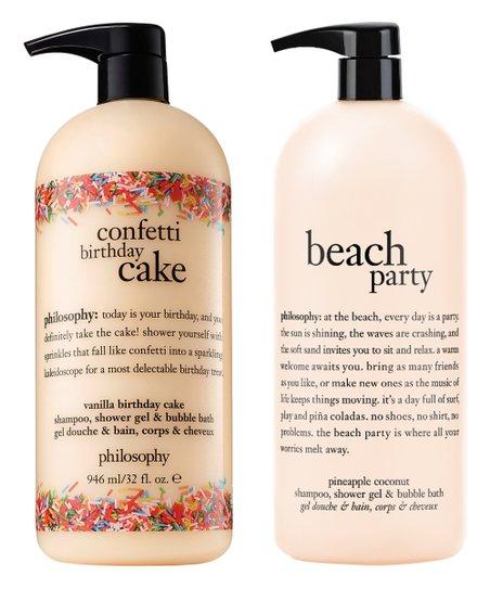 Love This Product Party Seasonal Shampoo Shower Gel Bubble Bath Duo