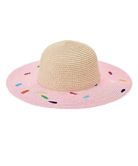 San Diego Hat Company Pink Donut Sunhat  27922bd66e7