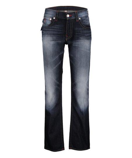 d8a7639eb45 True Religion Dragons Lair Fade Flap-Pocket SN Slim Jeans - Men ...